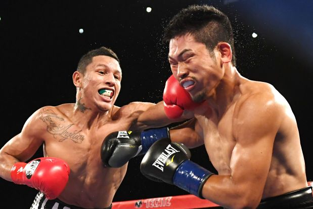 Boxing: Berchelt retains WBC title against proud Miura