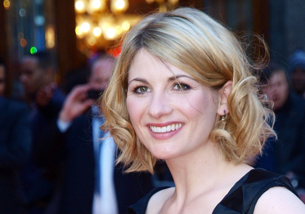 Who's next: Jodie Whittaker first female star of 'Doctor Who'