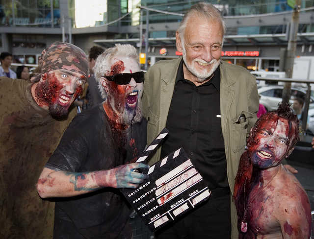George A. Romero, father of zombie movies, dies at 77