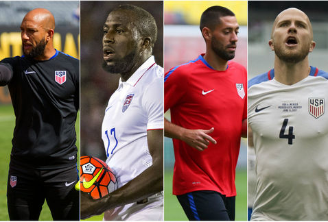 CONCACAF Gold Cup: Howard, Dempsey, Altidore and Bradley join USA for playoffs
