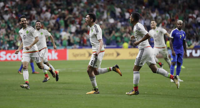 CONCACAF Gold Cup: Mexico blanks Curacao to reach quarters