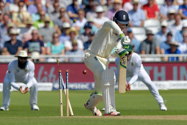 South Africa level series: England collapse to 340-run defeat
