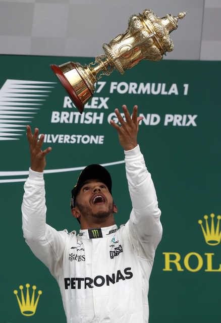 Hamilton turns tables on critics