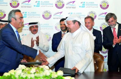 AlJaber seals $438m Qatar warehouses contract