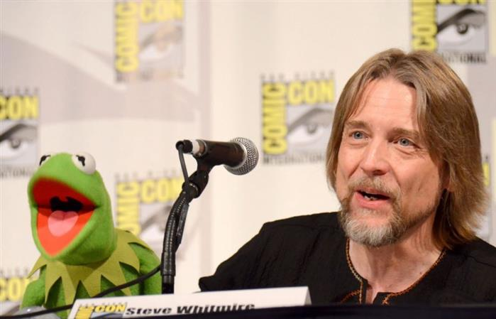 Studio says Kermit actor fired for 'unacceptable' conduct