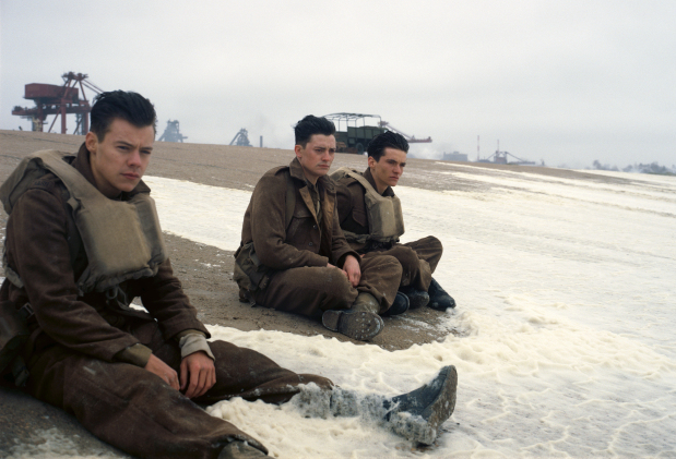 Film Review: Riveting 'Dunkirk' is Nolan's, and year's, best