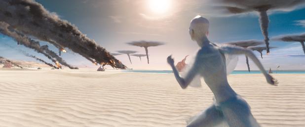Film Review: In 'Valerian,' cosmic splendor struggles for liftoff