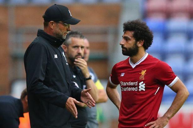 Liverpool boss Klopp dismisses Salah woes at Chelsea