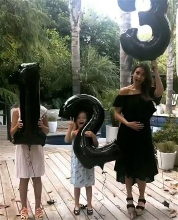 Jessica Alba announces third pregnancy with sweet Instagram VIDEO
