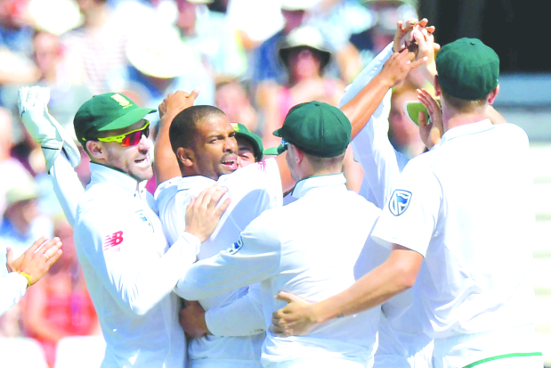 Du Plessis hails South Africa's 'new Kallis'