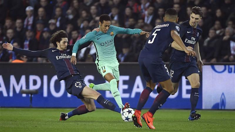 Barcelona's vice-president '200% sure' Neymar will stay amid PSG reports