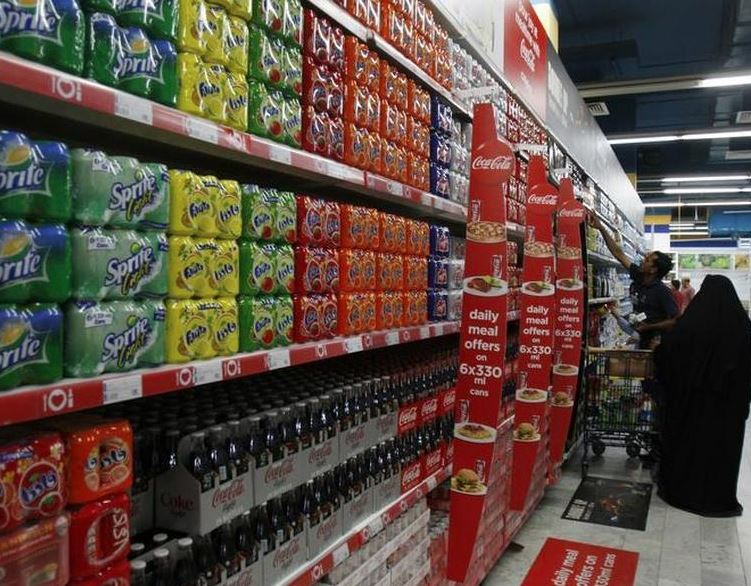 Energy and soft drinks sales drop in Saudi after taxes raised