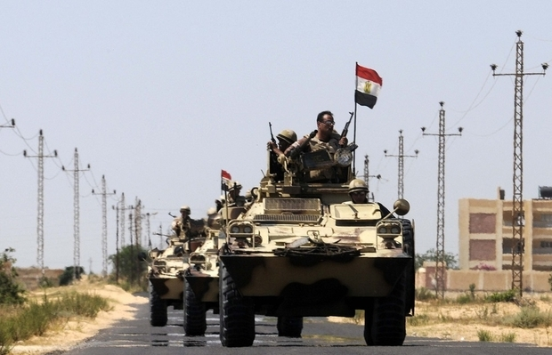 Egyptian security forces kill prominent Islamic State militant in North Sinai
