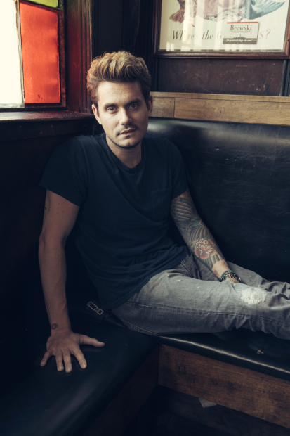 John Mayer on changing his live shows: 'I want to be competitive'