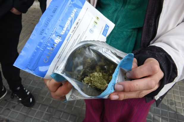 Uruguayans begin buying cannabis in pharmacies in world first