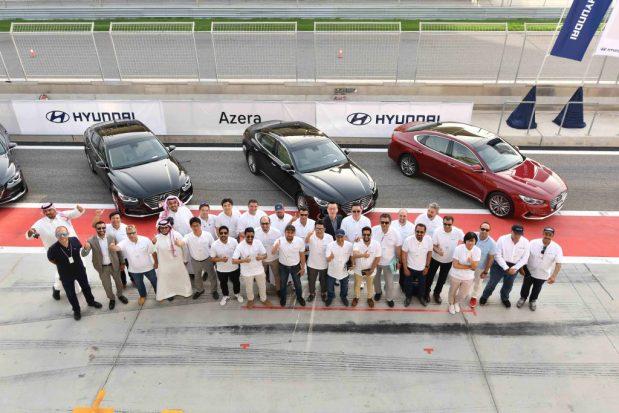 New Hyundai Azera unveiled in Bahrain