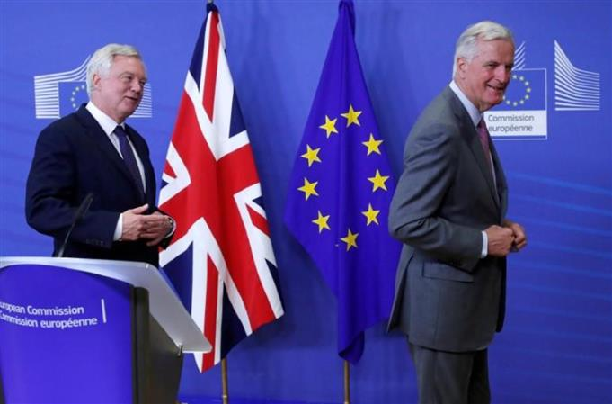 No quick results in Brexit talks, negotiators say
