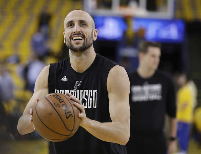 Ginobili indicates he will return to Spurs for 16th season