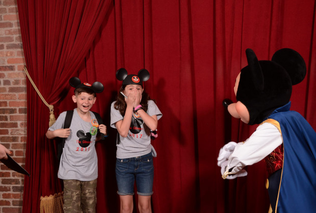 Video of foster children surprised with adoption news at Disney goes viral