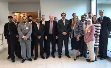 Bahrain, US participate in bilateral meet on WMD Non-proliferation