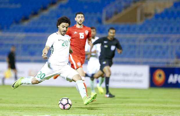 Bahrain go down to Saudis