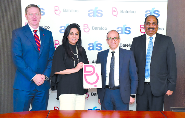 Batelco and AFS sign mobile wallet accord