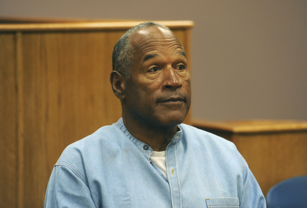 OJ Simpson granted parole in Vegas robbery case