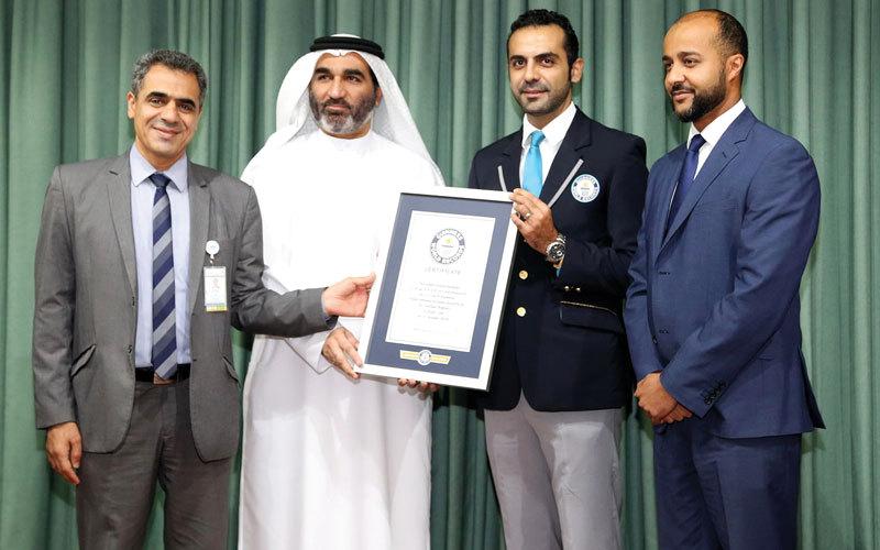 Dubai Hospital enters Guinness Book for heaviest removed kidney