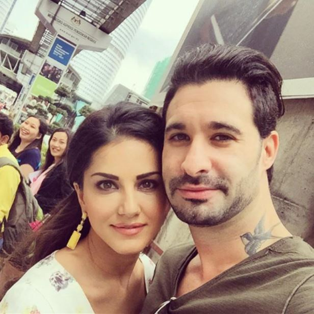Sunny Leone adopts a baby girl from Maharashtra