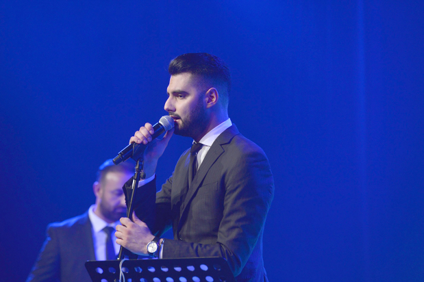 Arab Idol winner Yacoub Shaheen performs heartwarming concert