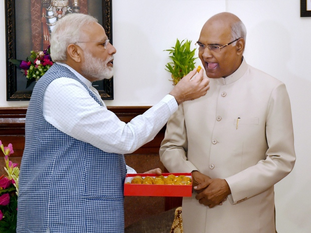 Ram Nath Kovind chosen as India's new president