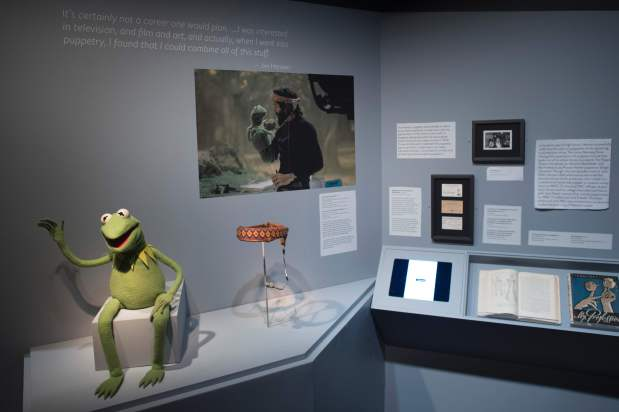 NY museum honours Kermit the Frog and his creator