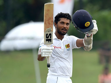 Ailing Chandimal to miss Test