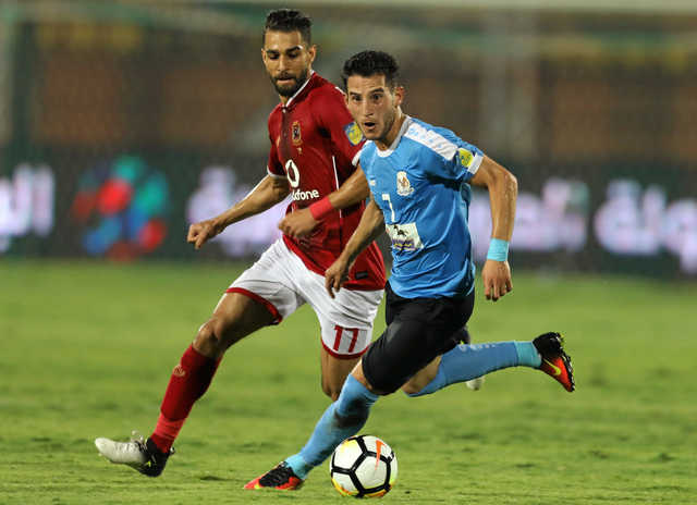 VIDEO: Al Ahly suffer shock defeat to Jordan's Faisaly in Arab Championship