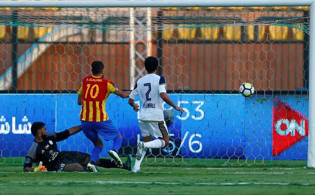 VIDEO: Al Wahda falter in Arab Championship opener