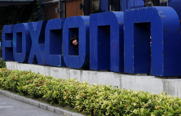 US states vie for big Foxconn display panel factory