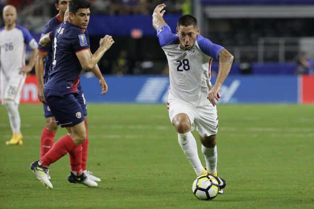 Second half goals take USA into Gold Cup final