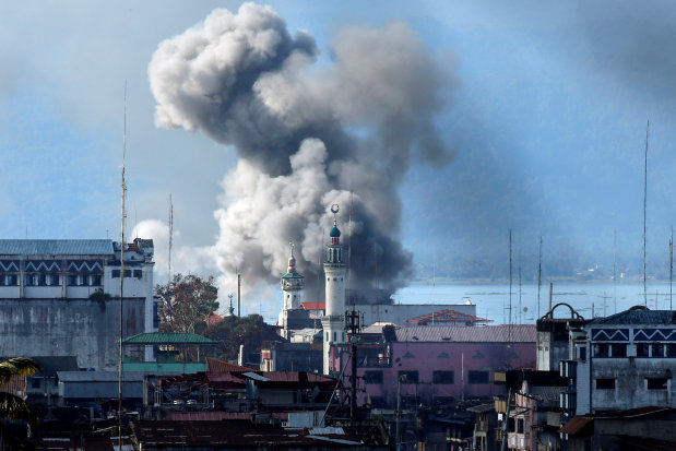 Marawi standoff enters third month, underlining crisis in Philippines