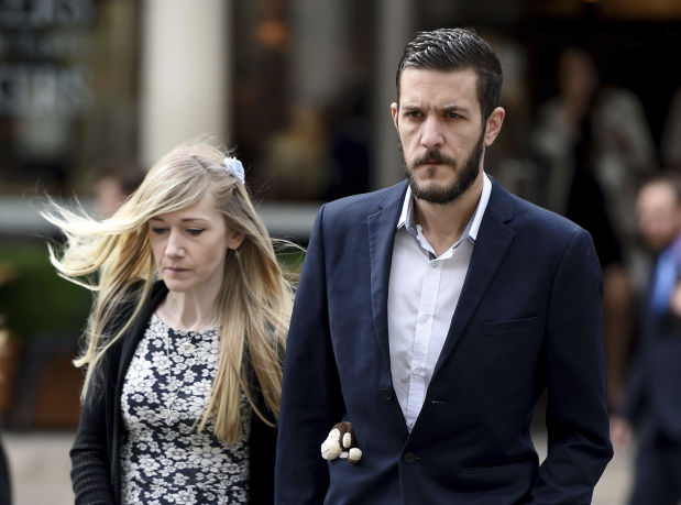 Charlie Gard protesters to rally as hospital reports threats