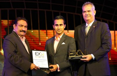 Al Habtoor wins top award for MICE and weddings