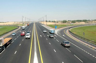 Sharjah-Fujairah highway on track for 2018 opening
