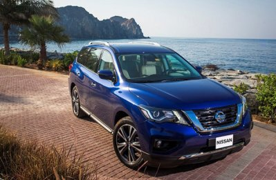 Al-Babtain launches 2018 Nissan Pathfinder