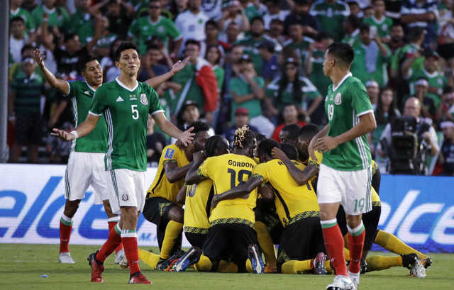 CONCACAF Gold Cup: Jamaica stuns Mexico 1-0 to reach final