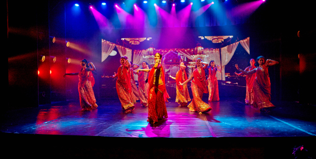 A musical tribute to Bollywood...
