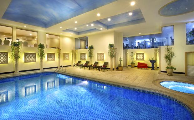 Al Safir Hotel offers swimming classes