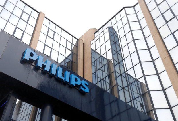 Philips profits fall 32.9% in second quarter