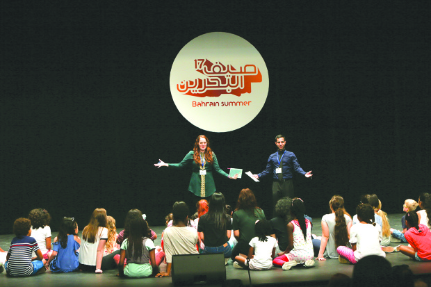 40 children audition for 'Sleeping Beauty' roles