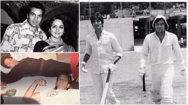 These THROWBACK pictures of Bollywood celebrities will take you back in time!