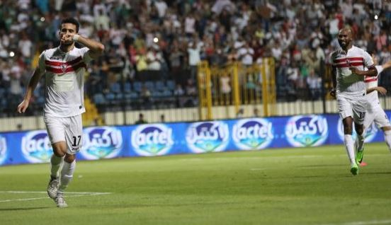 ACC: Zamalek concede late equaliser in 2-2 draw with Morocco's FUS