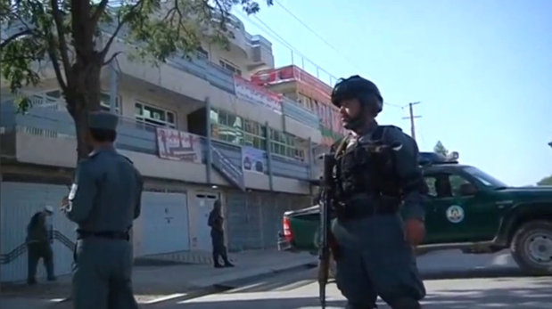 Car bomb in Afghan capital kills at least 24